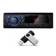 Som Automotivo Multilaser P3350 Trip Com Bluetooth E Usb