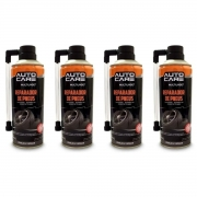 Spray Remenda Enche Pneu Reparador Instantâneo 4 Unidades
