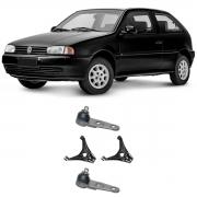 Suspensão Volkswagen Gol Parati Saveiro Voyage 1993/2008