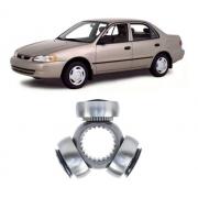 Trizeta Toyota Corolla 1.8 16v 1993/2002