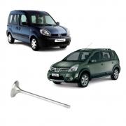 Válvula Motor Admissão Nissan Livina Renault Kangoo 1.6 16v