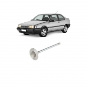 Válvula Motor Escape Peugeot 206 1.4 8v Motor Tu3jp