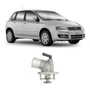 Válvula Termostática Fiat Stilo 2003 Em Diante