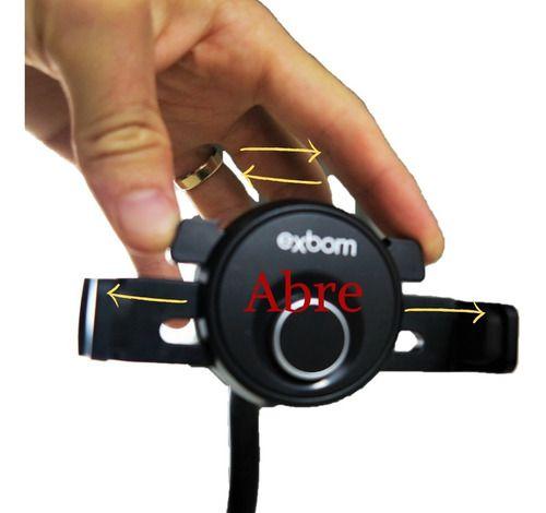 Suporte Veicular Gps/celular Articulado Universal Ventosa