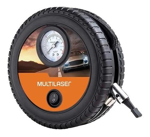 Mini Compressor Automotivo 12v Portátil Enche Pneu Rápido