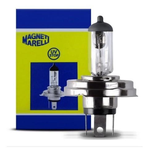 Lampada Do Farol H4 - 12v 60/55w Universal