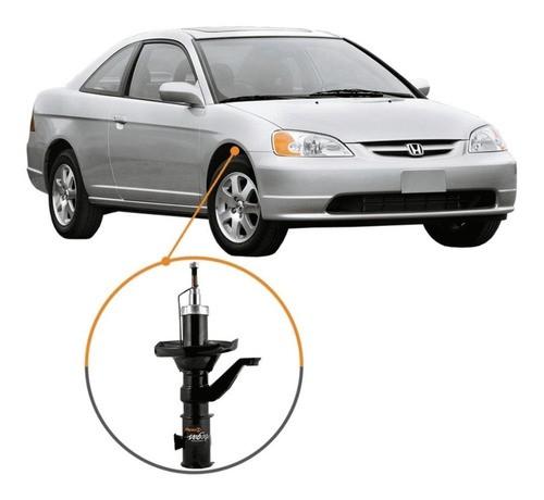 Amortecedor Dianteiro Direito Honda Civic 2003 2004 2005