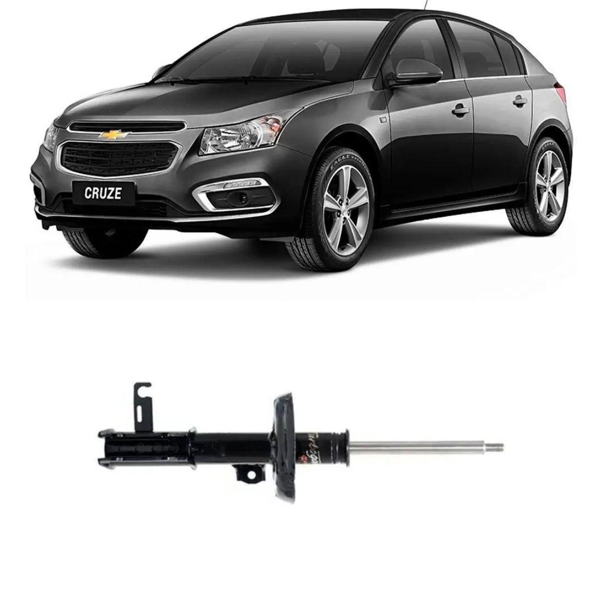 Amortecedor Dianteiro Esquerdo Chevrolet Cruze 2011/2014