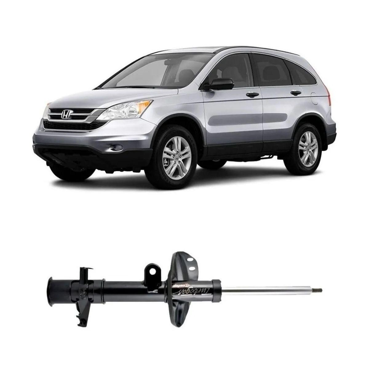 Amortecedor Dianteiro Esquerdo Honda Crv 2008 A 2011