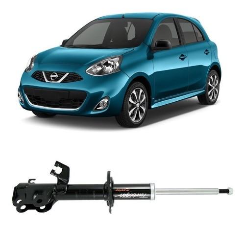 Amortecedor Dianteiro Esquerdo Nissan March 2012/2016
