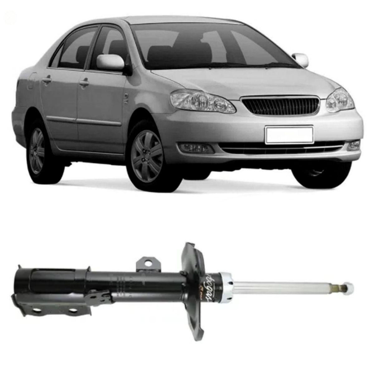Amortecedor Dianteiro Esquerdo Toyota Corolla 2003/2007
