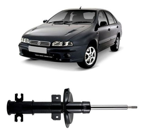 Amortecedor Dianteiro Fiat Brava 1999/2003 Marea 1999/2007