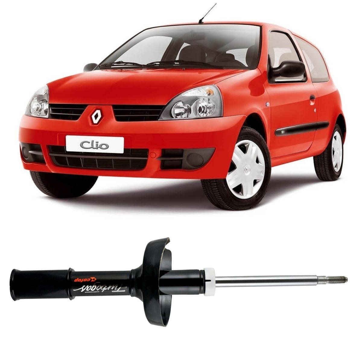 Amortecedor Dianteiro Renault Clio 1.0 8/16V 1999/2011