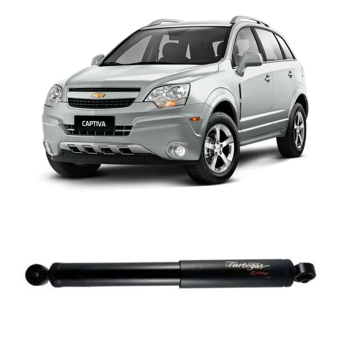 Amortecedor Traseiro Chevrolet Captiva 2008/2013