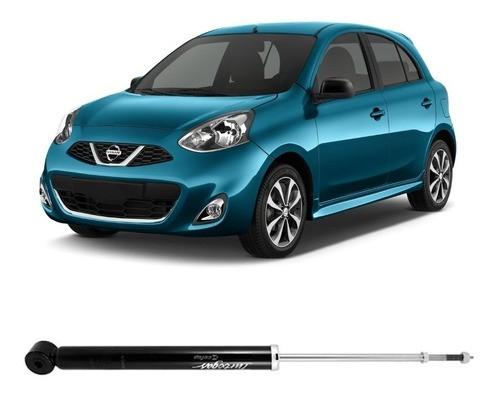 Amortecedor Traseiro Nissan March 2012 Até 2016