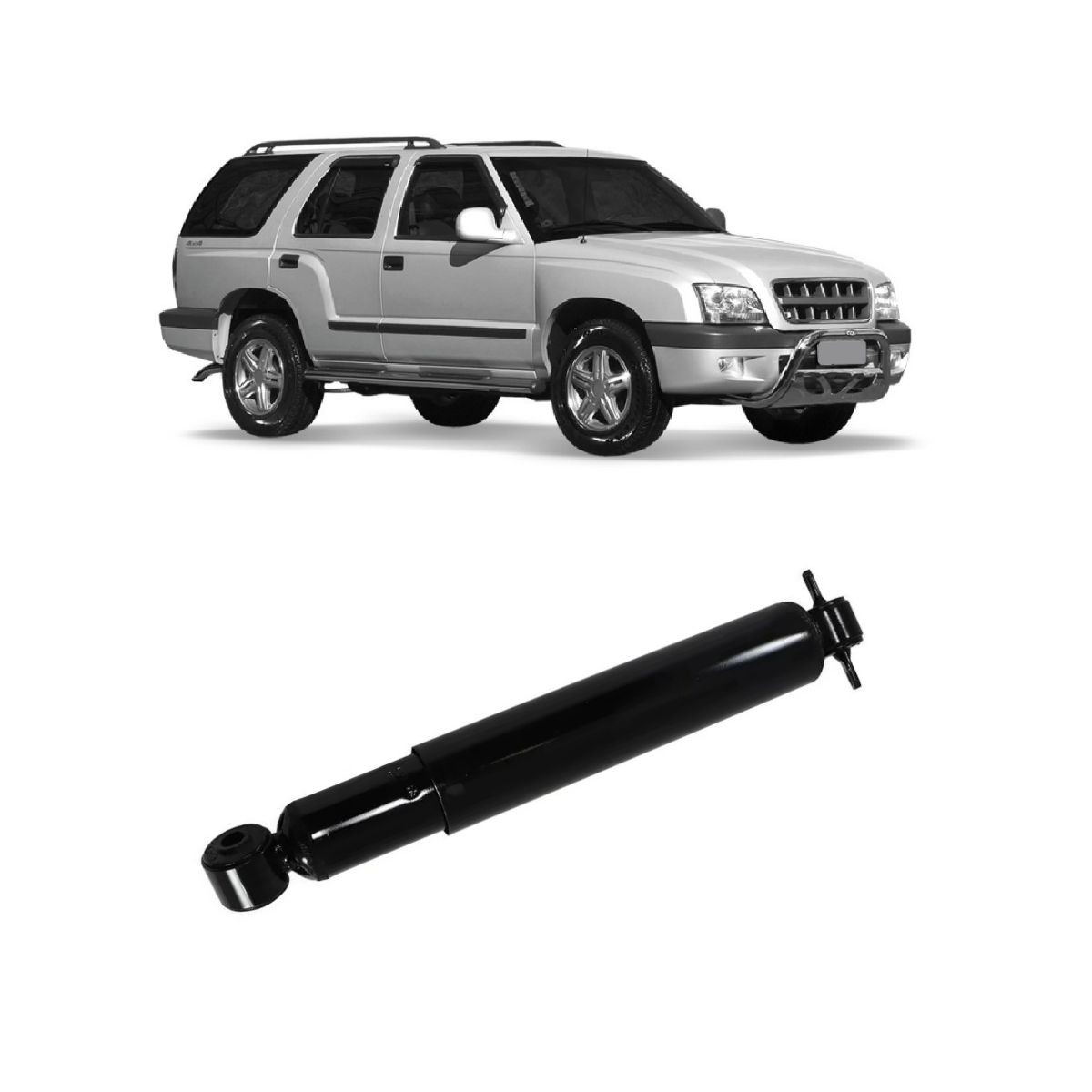 Amortecedor Traseiro Óleo Chevrolet Blazer 1995/1999