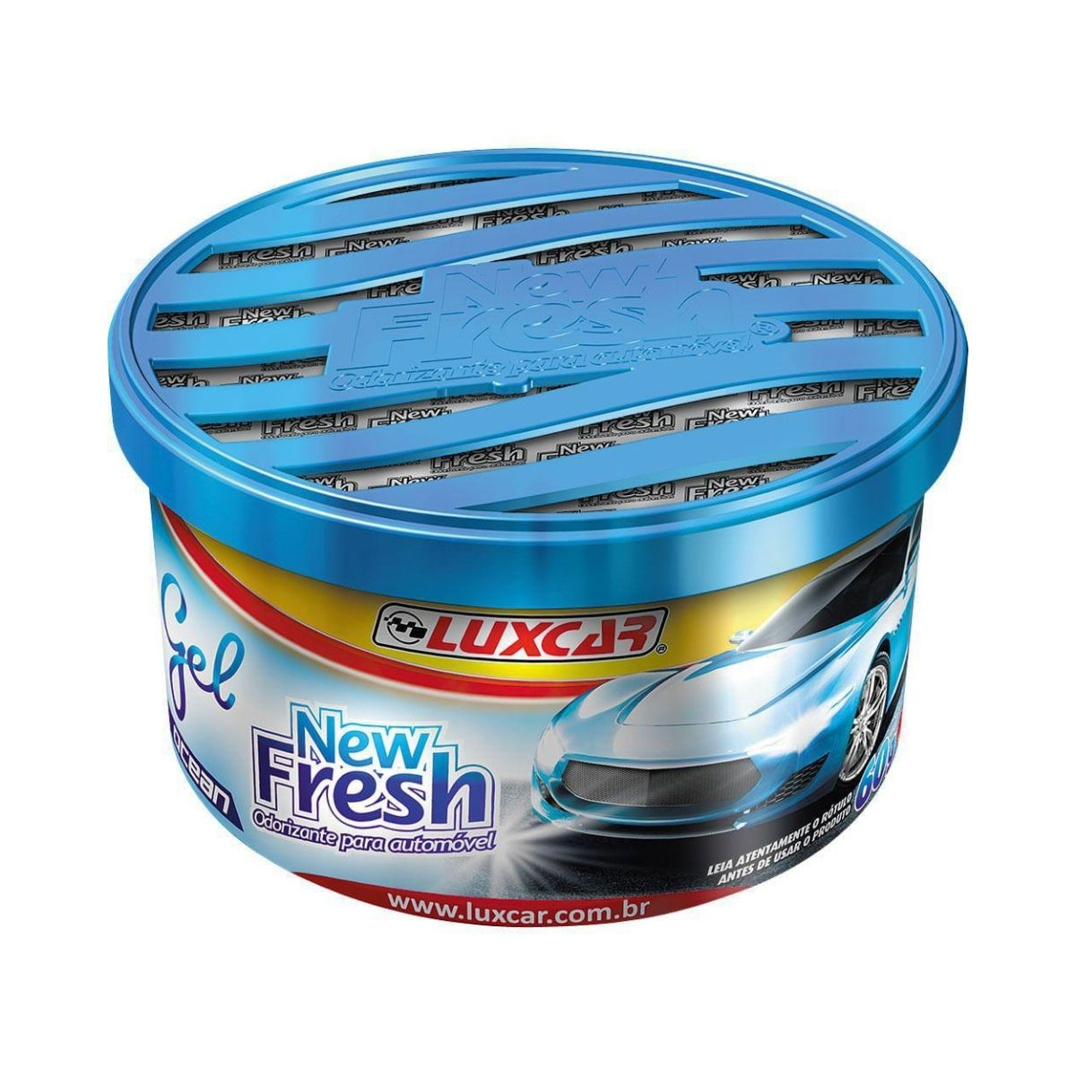 Aromatizante New Fresh Gel Ocean 60g