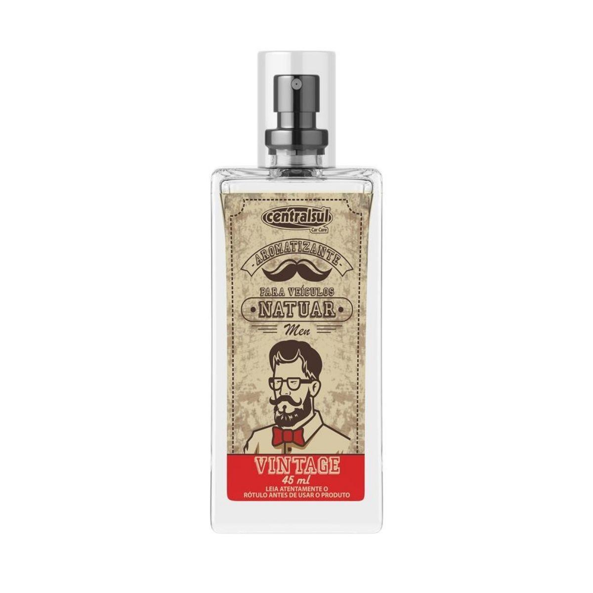 Aromatizante Spray Natuar Men Vintage 45 ml