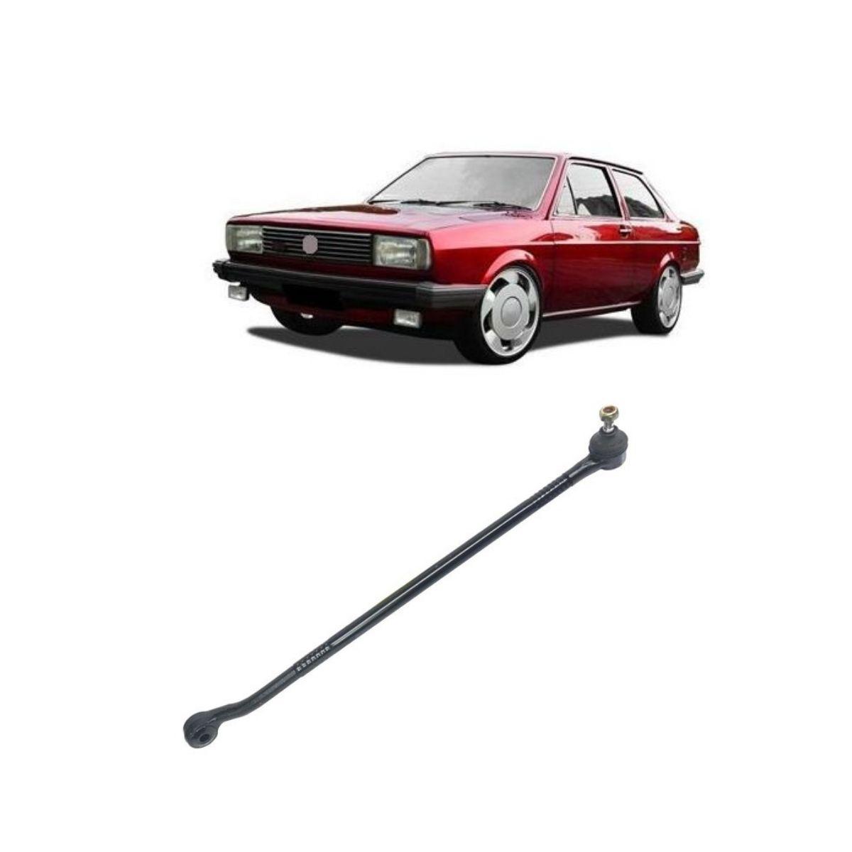 Barra De Direção Lado Direito Volkswagen Gol G1 Voyage 1984/