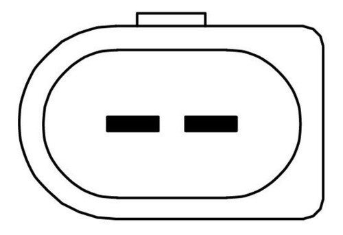 Bomba Elétrica Lavador Para-brisa Audi A3 Golf Polo 2 Saídas