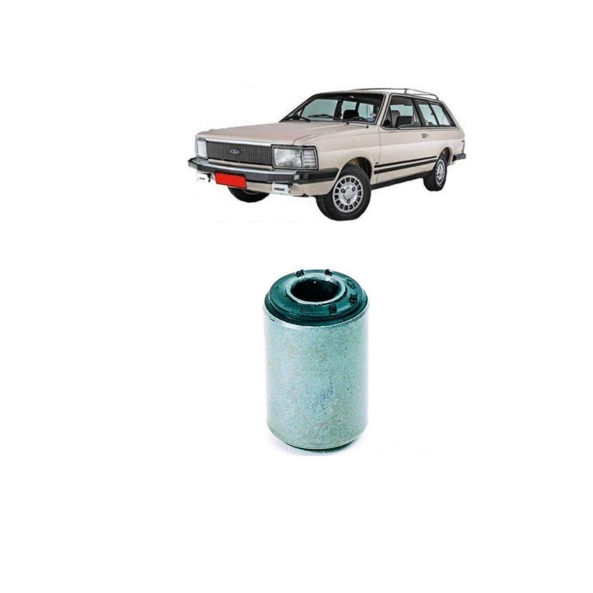 Bucha Bandeja Dianteira Direita Superior Ford Belina 81/84