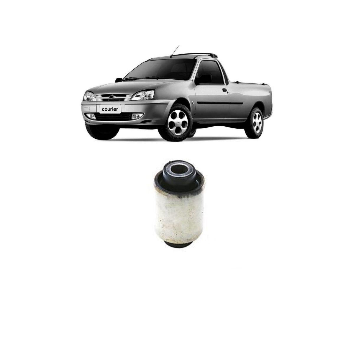 Bucha Bandeja Dianteira Ford Courier 1997/2013