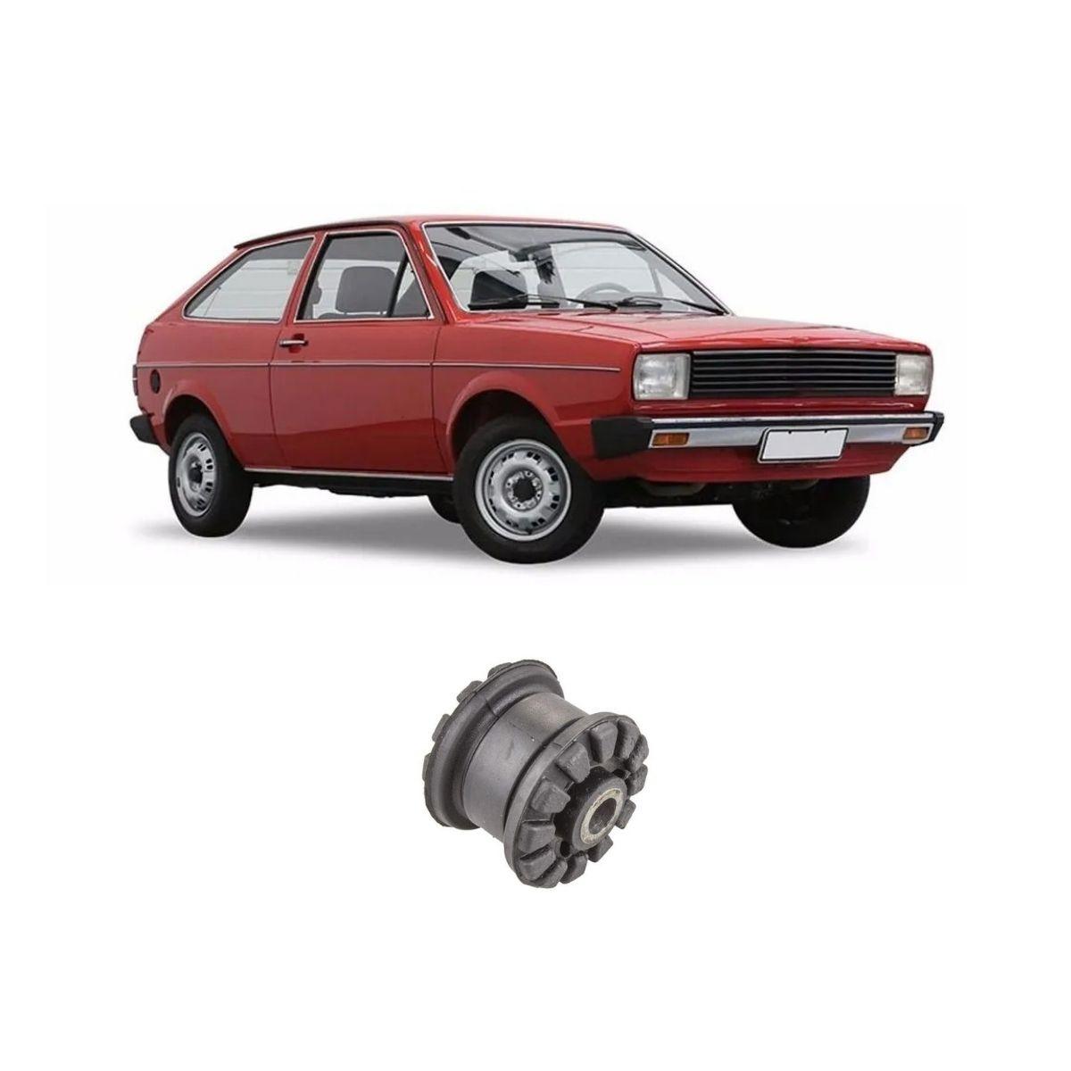 Bucha Bandeja Suspensão Dianteira Volkswagen Gol 1983/1989