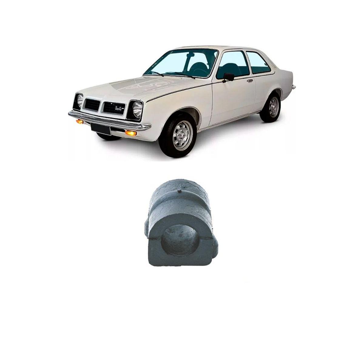 Bucha Barra Estabilizadora Dianteira Chevette 73/93