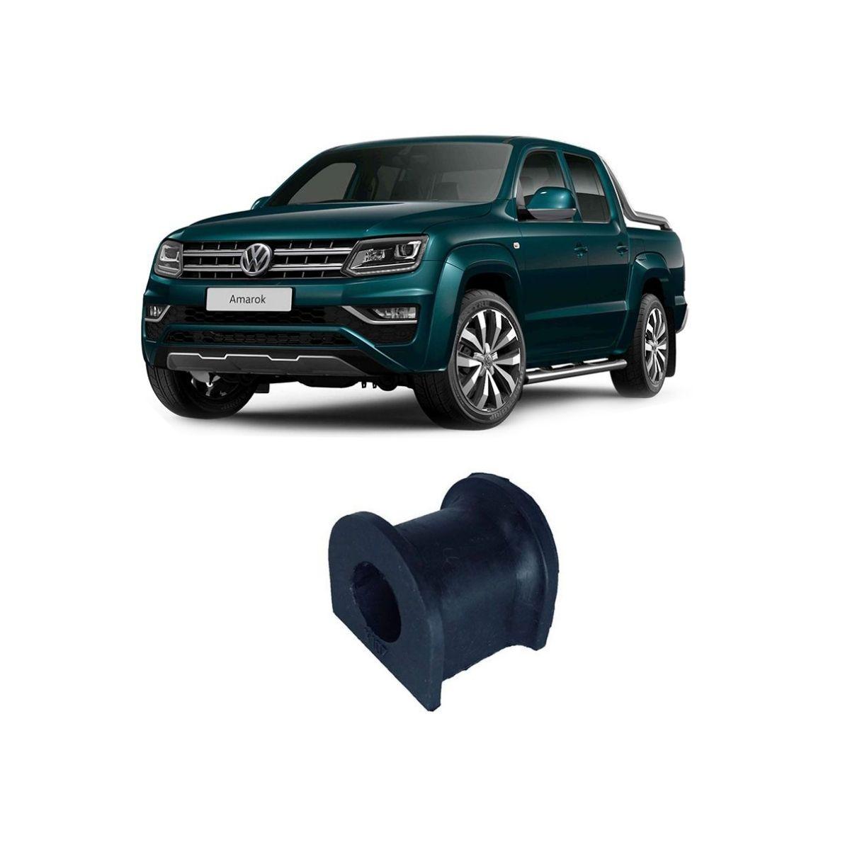 Bucha Barra Estabilizadora Dianteira Volkswagen Amarok 2010/