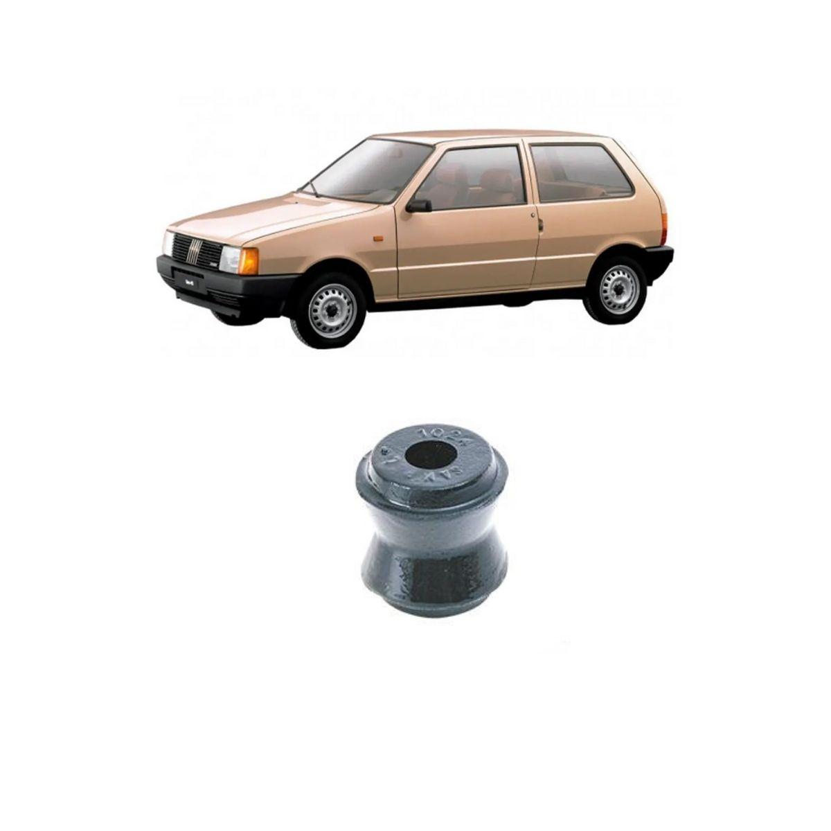 Bucha Barra Torção Dianteira Fiat Uno S / Cs 1984/1987