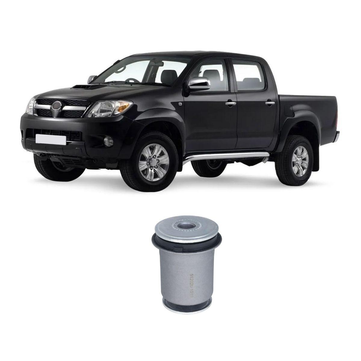 Bucha Da Bandeja Inferior Dianteira Toyota Hilux 2005/2015