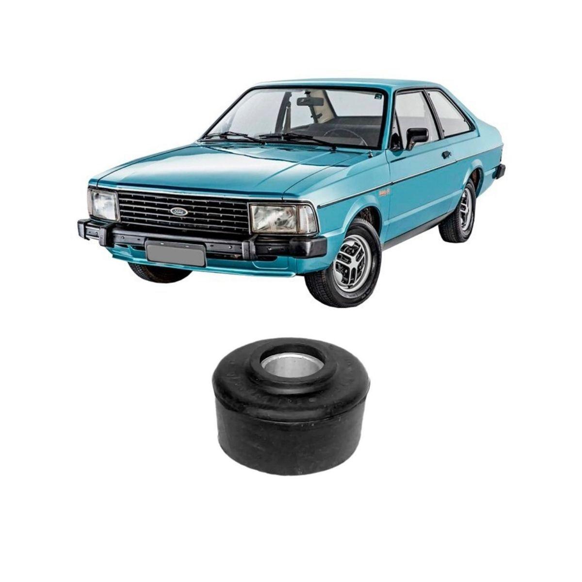 Bucha Do Braço Tensor Suspensão Dianteira Ford Corcel 77/84