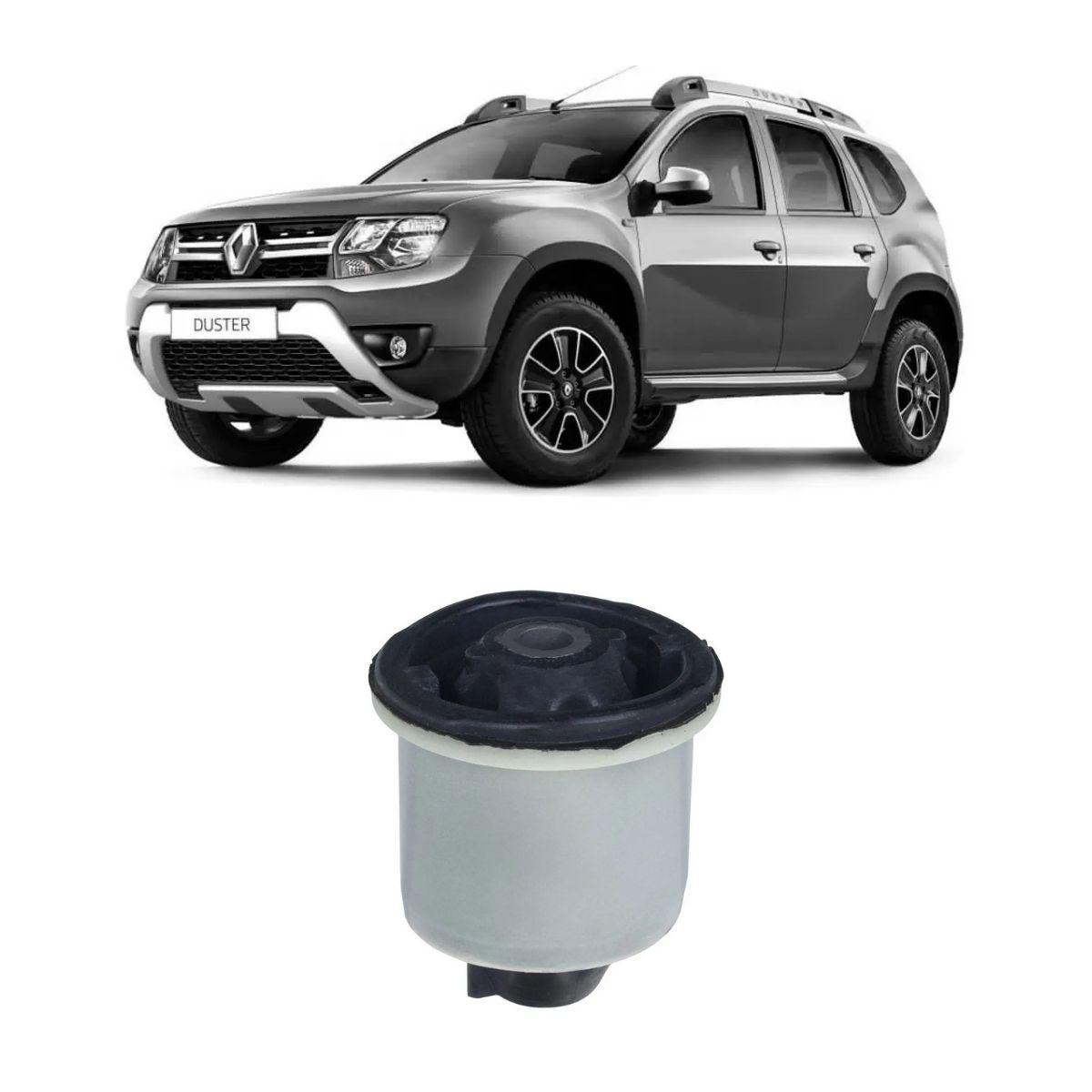 Bucha Eixo Traseiro Renault Duster 4x2 12/ Logan Sandero 07/