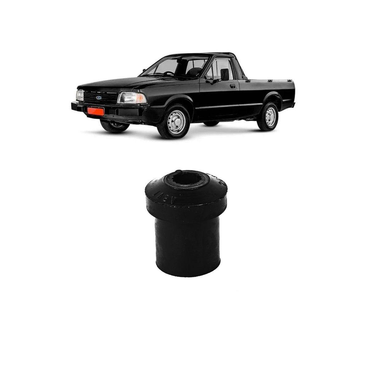 Bucha Feixe Mola Inferior Grande Ford Pampa 82/97