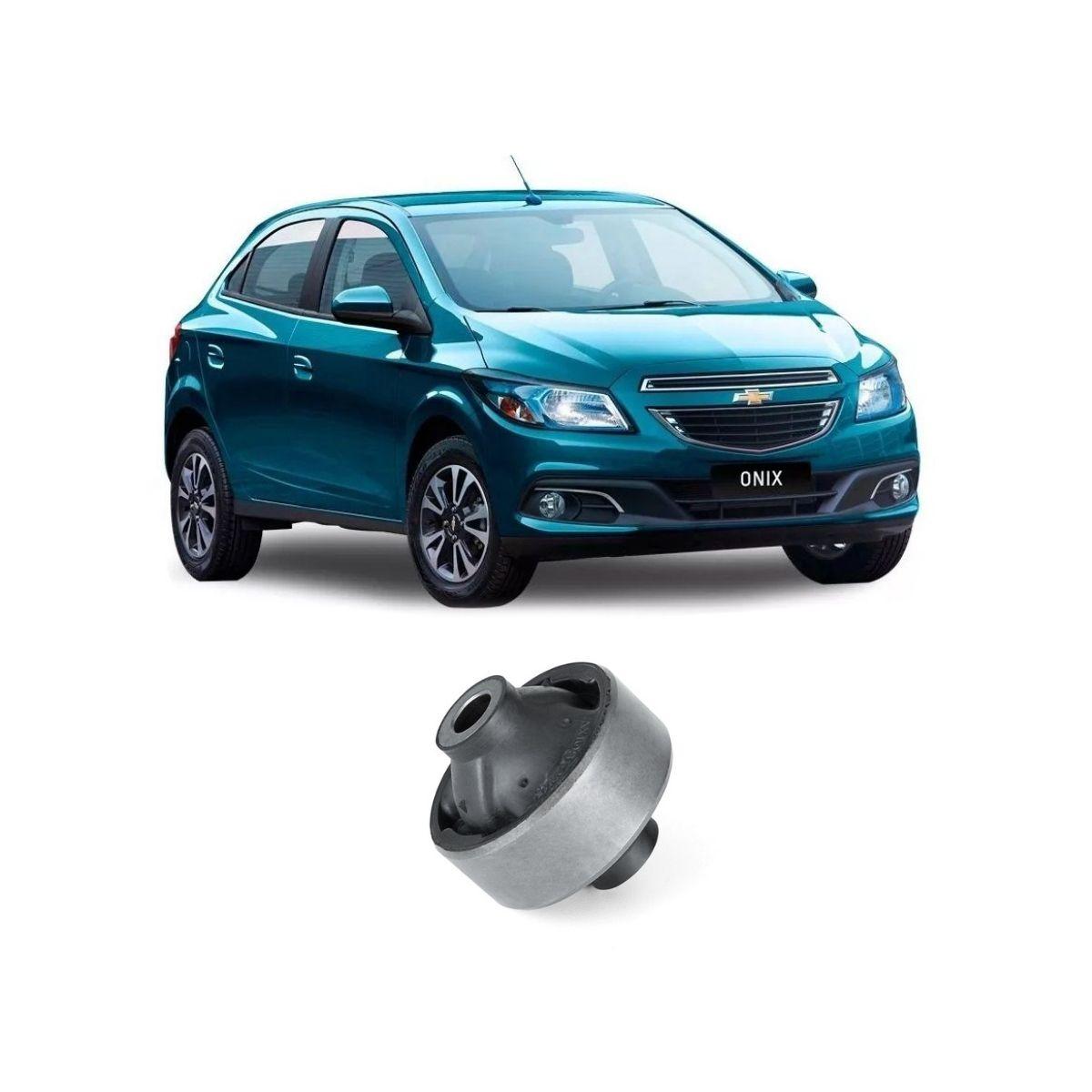 Bucha Maior Bandeja Suspensão Dianteira Chevrolet Onix 2012/