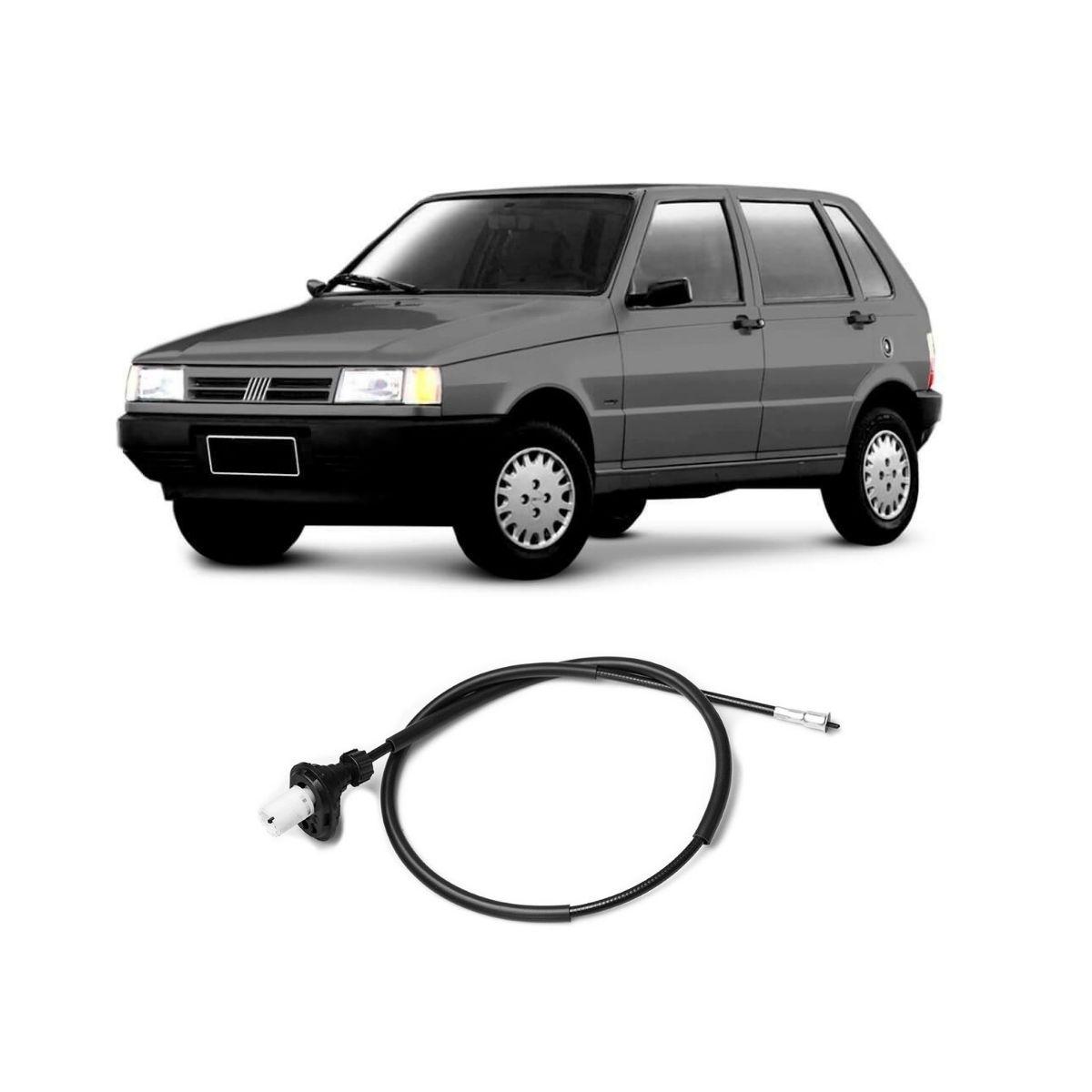 Cabo De Velocímetro Fiat Uno 1991/1992 1110mm