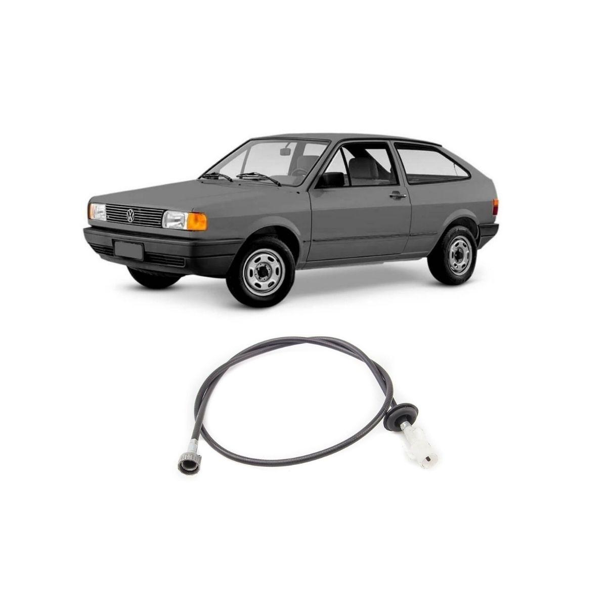 Cabo De Velocímetro Volkswagen Gol 1.0 2.0 1988/1995 1150mm