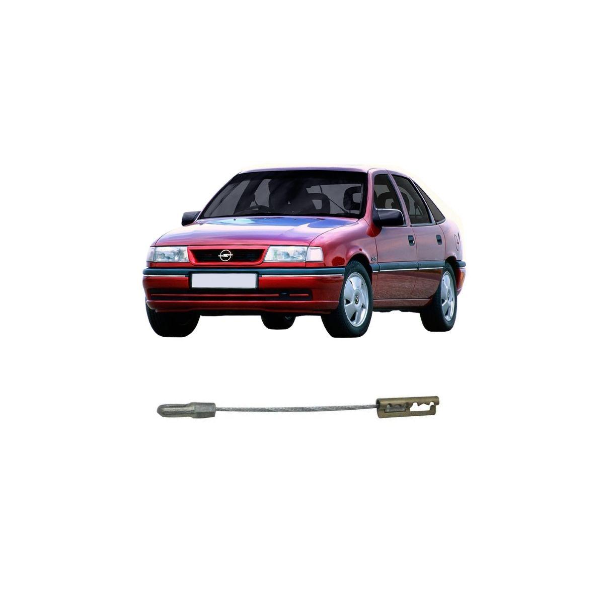 Cabo Freio Traseiro Chevrolet Vectra 1997/ 109mm Disco