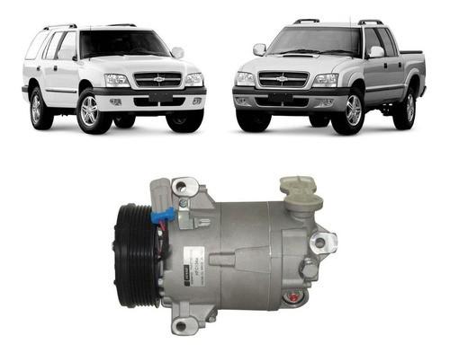 Compressor Ar Condicionado S10 Blazer 2.4 2.8 2002/2011