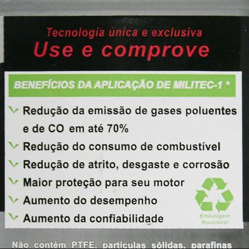 Condicionador De Metais Militec 1 200ml 10 Unidades