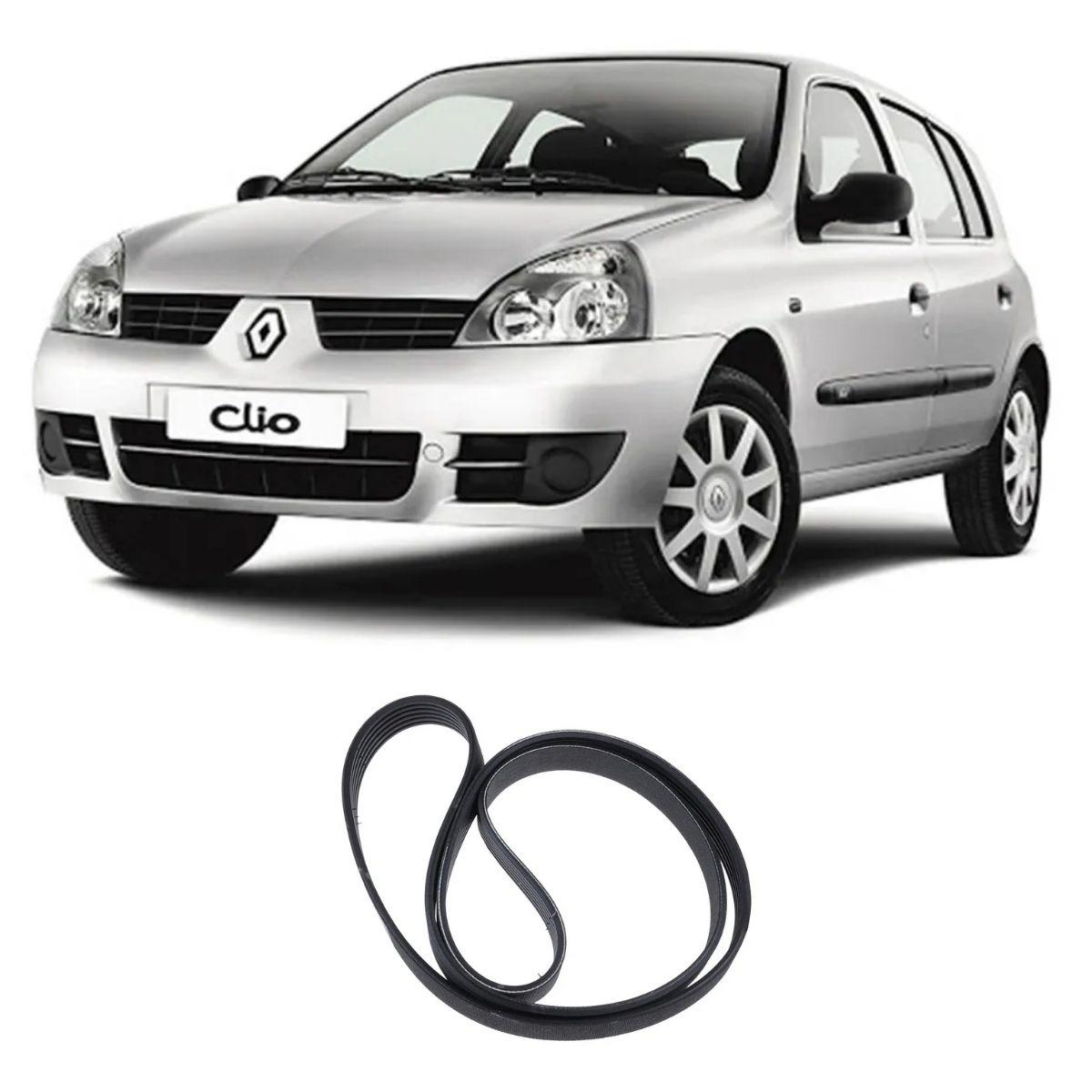Correia Multi V Clio 1.0 16v 2001/2008 Sandero 2007/