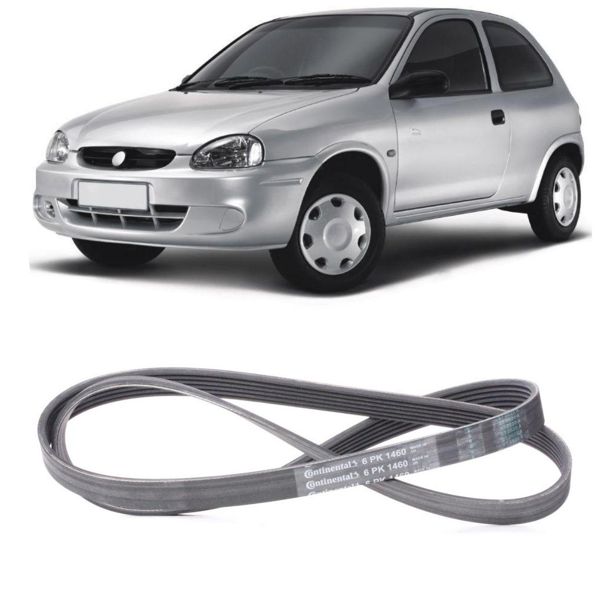 Correia Multi V Fiesta Ka 1996/1999 Corsa 1995/2008