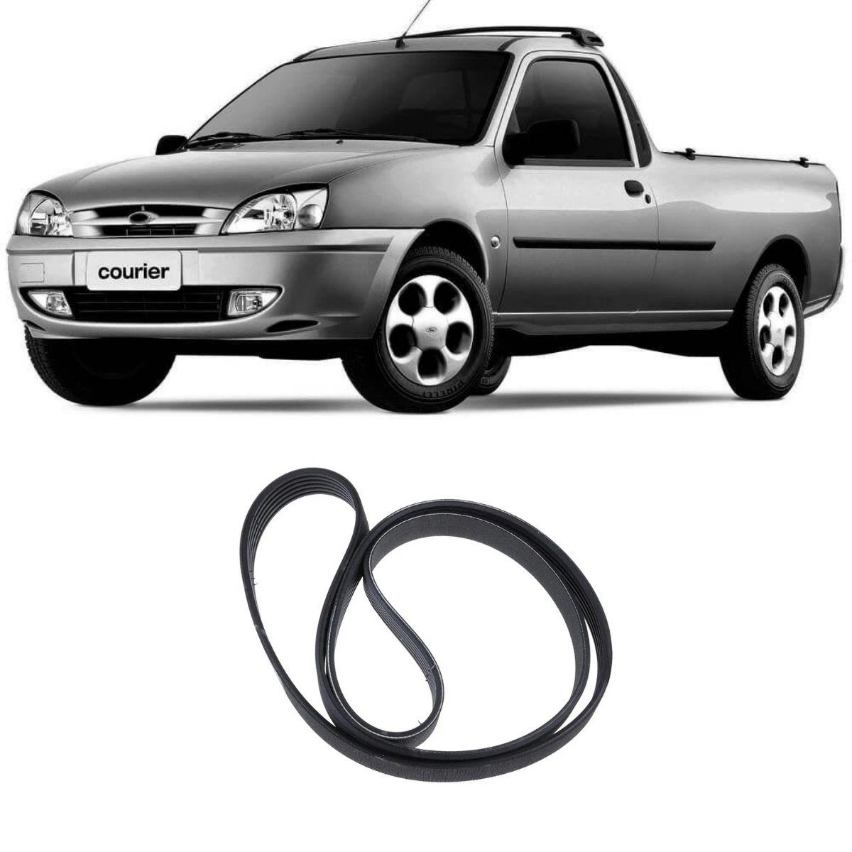 Correia Multi V Fiesta Ka 1.0 1.6 1999/ Courier 1999/2002