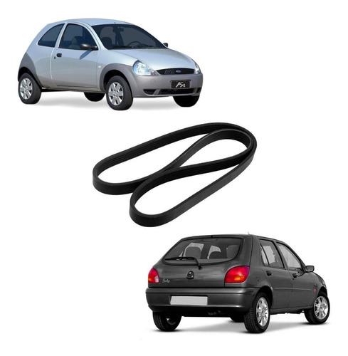 Correia Poly V Fiesta 1996/2000 Ka 1.0/1.3 1997/1999