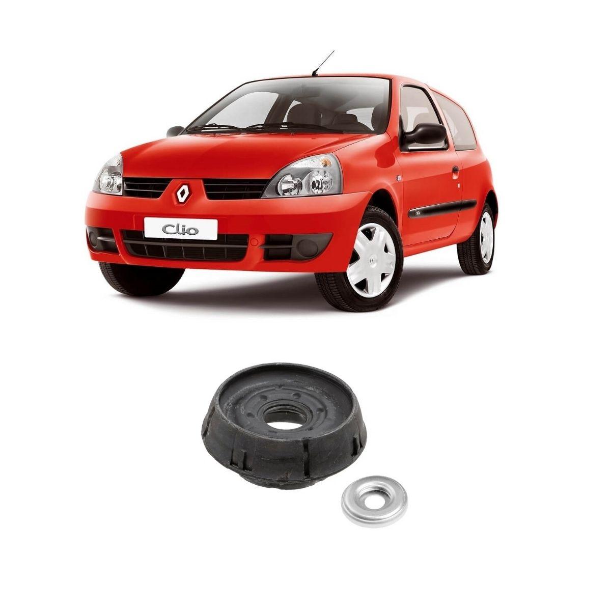 Coxim Do Amortecedor Dianteiro Renault Clio 1999/2017