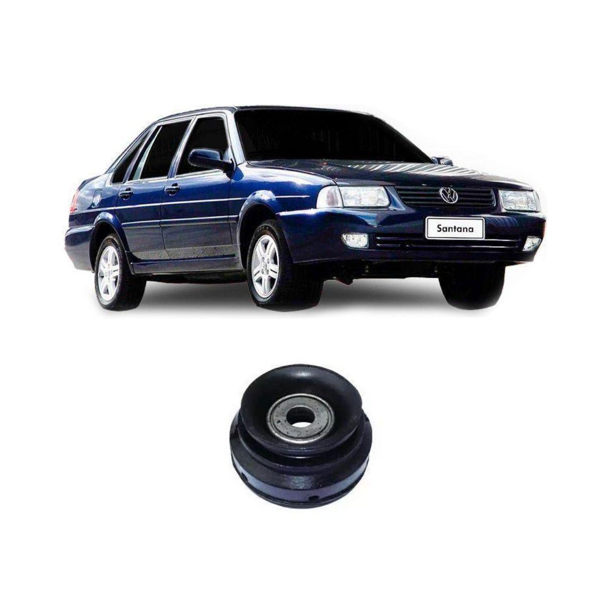 Coxim Do Amortecedor Dianteiro Volkswagen Santana 1984/1995