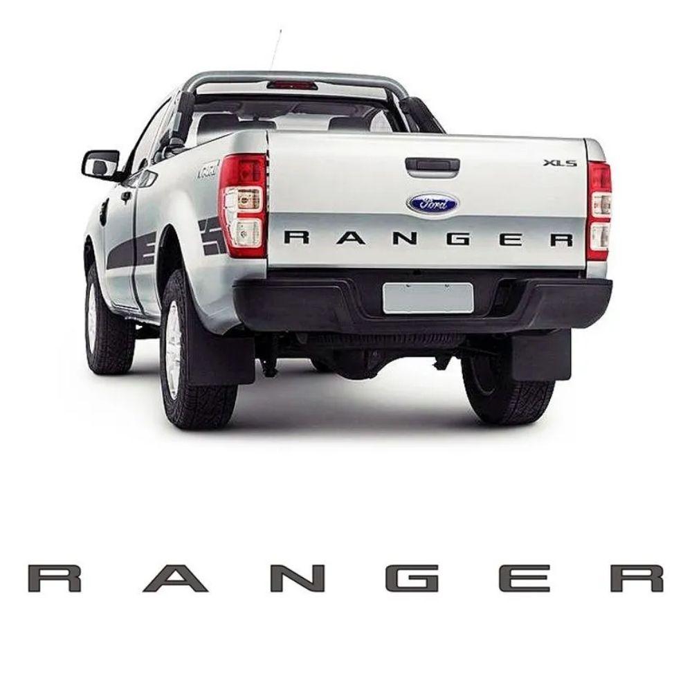 Emblema Faixa Ford Ranger 13/