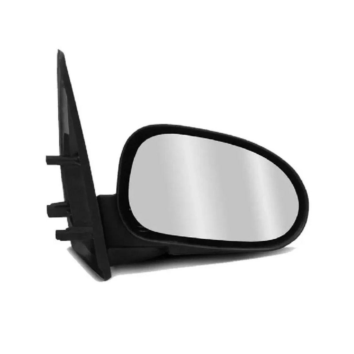 Espelho Esquerdo Gol Parati 2 Portas 1995/1999 S/ Controle
