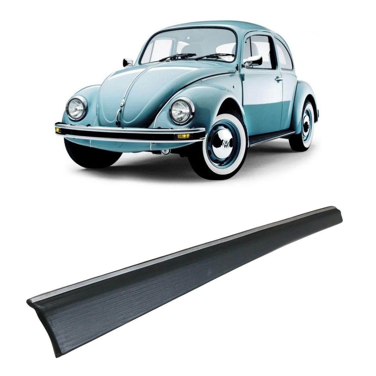 Estribo Direito Volkswagen Fusca C/ Friso Cromado