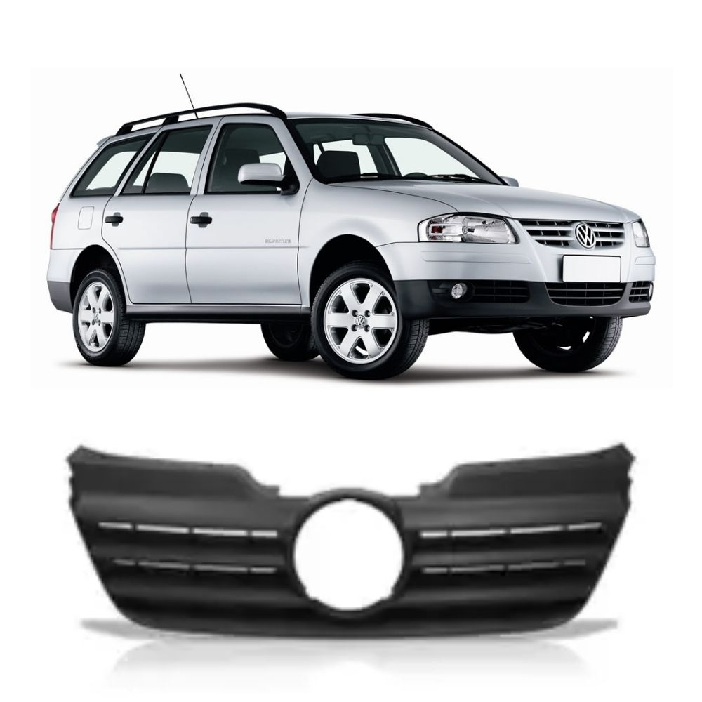 Grade Dianteira Volkswagen Parati Saveiro Gol G3 1999/